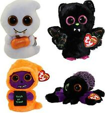"""Buy 1 Get 1 50% OFF (Add 2 to Cart) Ty Halloween Beanie Boos  6"""" 9"""" & Keychains"""