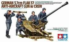 Tamiya 35302 1/35 German 3.7cm FLAK37 Anti-Aircraft Gun Model Kit
