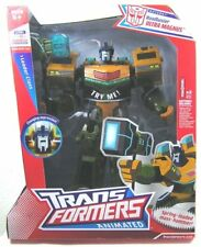 Transformers Animated Leader Roadbuster Ultra Magnus Figure