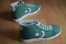 Converse All Star Pro Leather 1976 Size 44 45 Hi Top Trainers Vintage 109731
