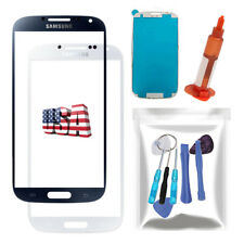 Touch Front Screen Glass Lens Replacement Open Tools Glue for Samsung Galaxy S4