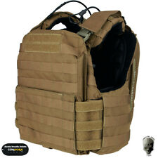 TMC CAC Plate Carrier Cage Armor Body Vest Chassis Multicam CP Combat Paintball