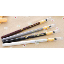 SS Double-Ended Eye Shadow Pen Sponge Brush Make-up accessories Cosmetic makeup