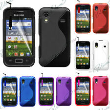 Case Cover TPU Silicone GEL Soft S Wave Samsung Galaxy Ace S5830 S3539