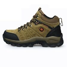 Men's walking sneakers travel casual fashion athletic leather comfy shoes boots