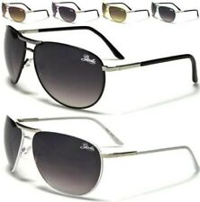 DESIGNER LARGE PILOT SUNGLASSES VINTAGE BIG BLACK WHITE WOMENS LADIES MENS UV400