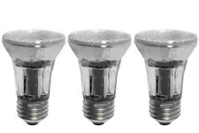 (3)-Bulbs 35W E26 Medium PAR16 120V Narrow Flood Halogen Light Bulb FMW 35-Watts