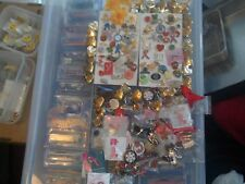 VINTAGE CHARITY SOCIETY COLLECTION CLUB SET JOB LOT BUNDLE PIN BADGE SALE