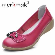 Comfortable Merkmak Brand Casual Soft Driving Moccasin Loafers