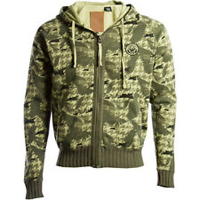 NEW DRAGON JACKET HOODIE  M L CAMO HOODED SWEATSHIRT