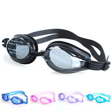 Kids Swimming Goggles Pool Beach Sea Swim Glasses Children Ear Plug Useful GS