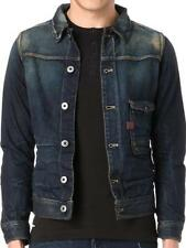 New G-Star Men's Raw Hunter Slim Jacket Dark Aged Authentic GStar RAW SALE!!