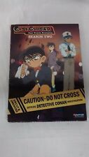 Case Closed - Season Two (DVD, 2008, 4-Disc Set)  OOP! RARE!
