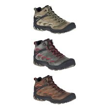 New Merrell Chameleon 7 Limit Mid Waterproof Men Trail Hiking Shoes All Sizes