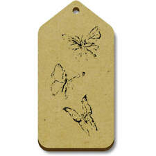 'Butterflies' Gift / Luggage Tags (Pack of 10) (vTG0010057)