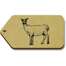 'Elegant Doe' Gift / Luggage Tags (Pack of 10) (vTG0015784)