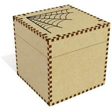 'Spider Web' Jewellery / Trinket Boxes (vJB0000280)