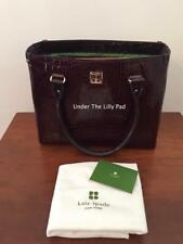 NWT $425 KATE SPADE satchel QUINN Knightsbridge CARAMEL LARGE Bag Handbag MINT!