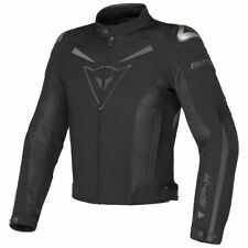 Dainese Super Speed Textile Motorcycle Jacket Summer Mesh CE Armour Black