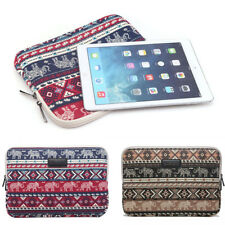 """Luxury Laptop Notebook Sleeve Case Bag Cover For 10-17"""" HP Dell IBM Acer Asus"""