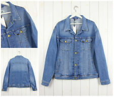 NEW LEE RIDER DENIM  JACKET REGULAR FIT OVERSIZED LIGHT BLUE _ M/L/XL/XXL/XXXL