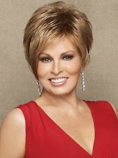 CINCH Wig by RAQUEL WELCH, ANY COLOR! Memory Cap, Asymmetrical Short Layers NEW!