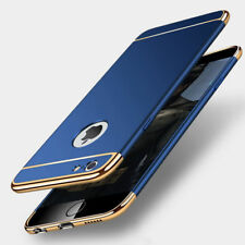 Gift Luxury thin Electroplate Hard Back Case Cover for iPhone X 6 6S 7 Plus