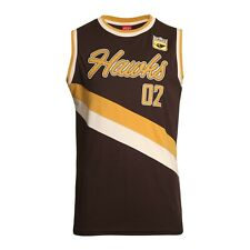 Hawthorn Hawks AFL Football Youths Kids Polyester Singlet