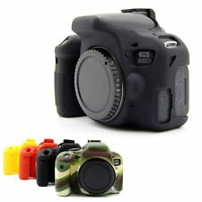 Camera Silicone Cover Case Protective Skin Bag For Canon EOS 800D Rebel T7i NEW