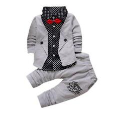 Baby Boy Formal Suit Set for Christening Wedding or parties