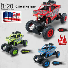 New 1/20 2.4GHZ 4WD Radio Remote Control Off Road RC Car ATV Buggy Monster Truck