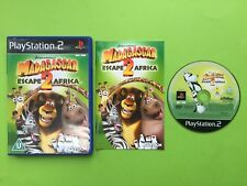 Madagascar Escape 2 Africa Playstation 2 PS2 PAL Game + Free UK Delivery