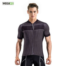 Summer Shorts Sleeve Cycling Jerseys Breathable Sports Shirts  Mountain Bike Top
