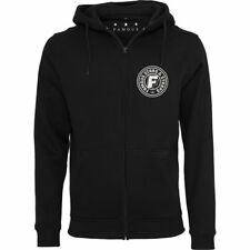 Famous Stars and Straps Zip Hoody - STRIKE black