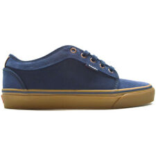 Vans Skate Chukka Low Mens Footwear Shoe - Rich Navy Gum All Sizes