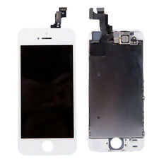 Replacement LCD Display Touch Screen Assembly+Camera+EarSpeaker For iPhone 5S GS