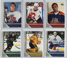 Upper Deck Young Guns 2005-06 thru 2008-09 (You pick $1.50)