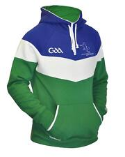 Croker Adult GAA Fleece Panel Hoodie Mens Irish Ireland Embroidered Jacket NEW