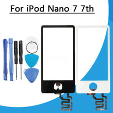Front Glass Touch Screen Digitizer Replacement + Tools for iPod Nano 7 7th Gen