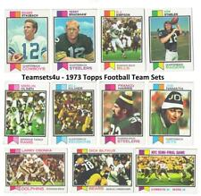 1973 Topps (VG Condition) Football Team Sets ** Pick Your Team Set **