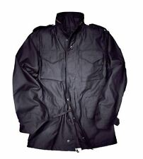 ALPHA INDUSTRIES M-65 Men's 100103 New Black Field Jacket Field Jacket