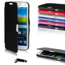 Book Flip for apple samsung sony htc Slim Case Protective Mobile Phone
