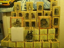 LORD of the RINGS EAGLEMOSS COLLECTORS FIGURES MODELS HUGE LOT YOU CHOOSE :O)
