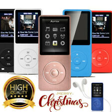 8GB 70 Hours Playback Latest Version MP3 Lossless Sound Music Light Player