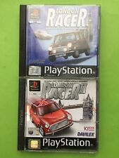 London Racer Playstation 1 PS1 PAL Game + Works On PS2 & PS3