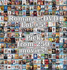 Romance DVD Lot #5: Pick Items to Bundle and Save!