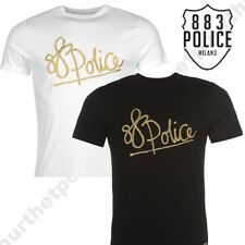 @NEW 2017@ T-SHIRTS 883 POLICE MORILLO MAN S TO XXL