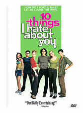 10 Things I Hate About You (DVD) Factory Sealed FAST SHIPPING