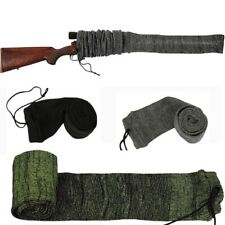 Gun Knit Rifle Sock Cover Silicone Treated Rifle Case Oversized Gun Accessories
