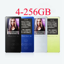 HIFI MP3 MP4 Player 256GB Touch button LCD Screen FM Radio Video Games Movie Lot